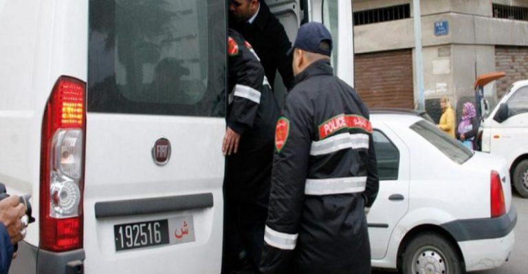 توقيف 23 شخصا بمولاي رشيد على خلفية شجارات الترات كروية