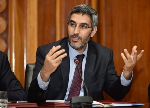 الأمانة العامة للحزب ترفض استقالة عبد العزيز العماري