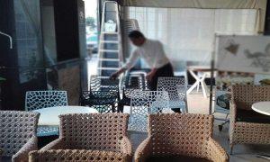 إغلاق المقاهي ساعتين قبل انطلاق ديربي الرجاء والوداد