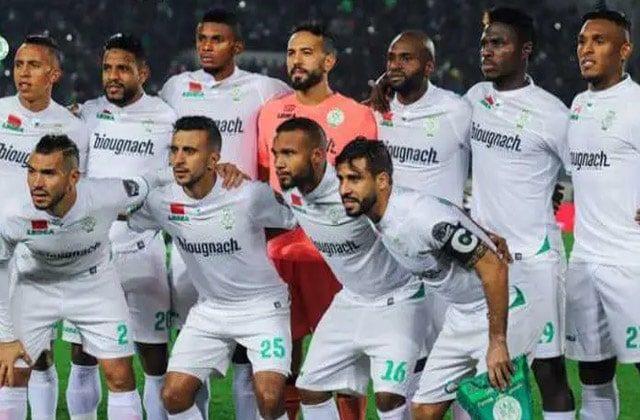 تفاصيل تأهل الرجاء البيضاوي إلى نهائي كأس محمد السادس للاندية الابطال
