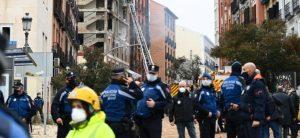 إسبانيا.. ثلاثة قتلى على الأقل وجرحى في انفجار مبنى وسط مدريد