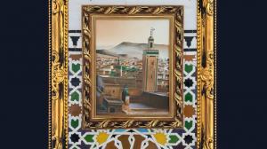 مؤسسة علي زاوا تحتضن معرض الفنان هشام معيدي