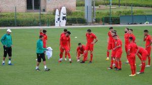 المنتخب الرديف لكرة القدم يدخل تجمعا إعداديا إلى غاية 14 يونيو
