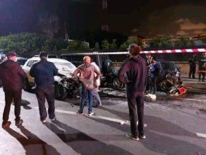 مصرع شخصين وإصابة أربعة اخرين بجروح في حادثة سير بالدار البيضاء