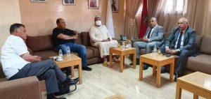 نائبان برلمانيان يلتحقان بحزب الوردة بإقليم سيدي بنور