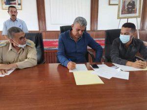 ازمور.. الإتحاد الاشتراكي للقوات الشعبية يفوز برئاسة الجماعة