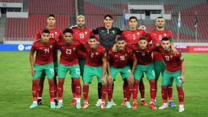 الناخب الوطني يفرج عن لائحة المنتخب الوطني المغربي التي ستلاقي غينيا بيساو وغينيا كوناكري