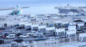 حجز مبالغ مهمة بالدرهم والعملة الصعبة بميناء طنجة المتوسط