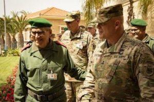 الجنرال دركور دارمي بلخير الفاروق خلفا لعبد الفتاح الوراق على رأس المؤسسة العسكرية