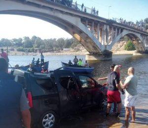 ازمور.. وفاة شاب إثر سقوط سيارته في نهر أم الربيع