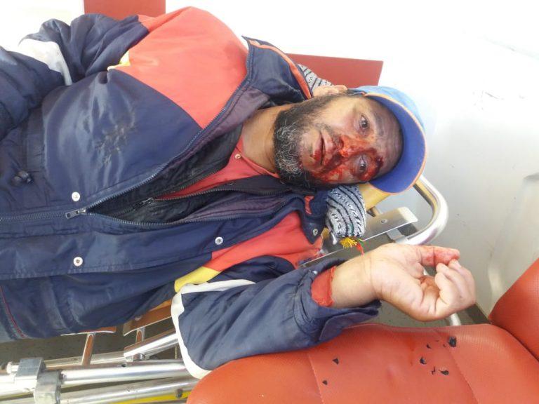 عضو بجماعة لبخاتي يعتدي على سائق سيارة للنقل المدرسي