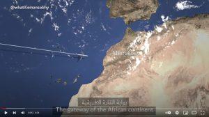 رائع.. شاهد أقوى محتوى عن تاريخ المغرب وحضارته تقدمه شابة مصرية
