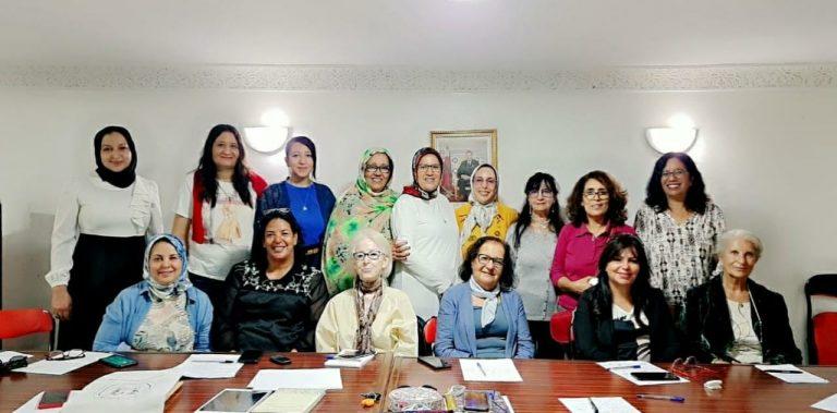 رابطة كاتبات المغرب تتفاعل مع الدخول السياسي الجديد
