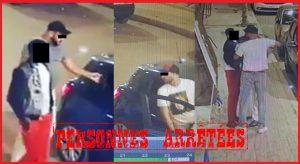 اعتقال موظفي شرطة مزيفين يصطادون المهاجرين الافارقة