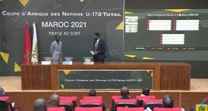 المنتخب الوطني في المجموعة الأولى إلى جانب منتخبات أوغندا وزامبيا وكوت ديفوار