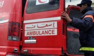 إقليم قلعة السراغنة.. وفاة طفلين وإصابة 6 آخرين نتيجة صاعقة برق