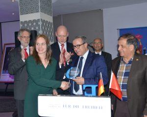 رسالة بوريطة تقطع الطريق على المنظمات والأحزاب المغربية المستفيدة من المؤسسات الألمانية المانحة