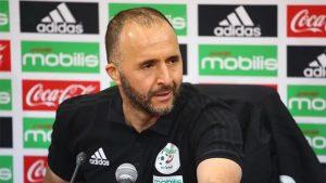 مدرب المنتخب الجزائري: مباراتنا في المغرب ستجري في أحسن الظروف